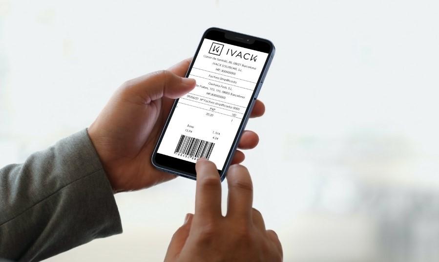 digitalizar tickets